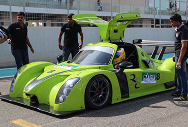 Radicals enjoy close racing at their opening event of the season at Yas Marina