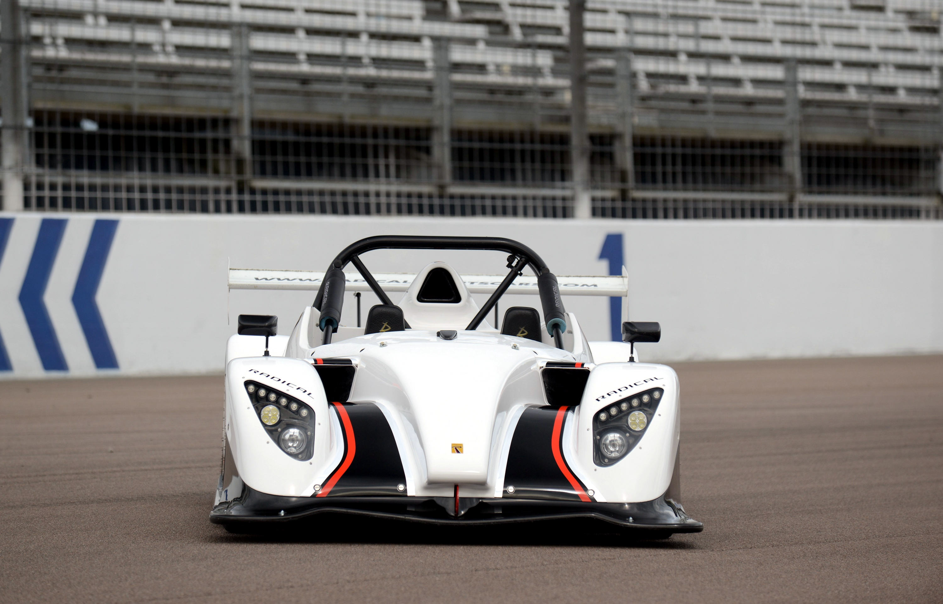New Radical SR1 Breaks Cover At Rockingham